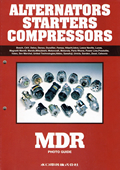 ALTERNATORS STARTERS COMPRESSORS